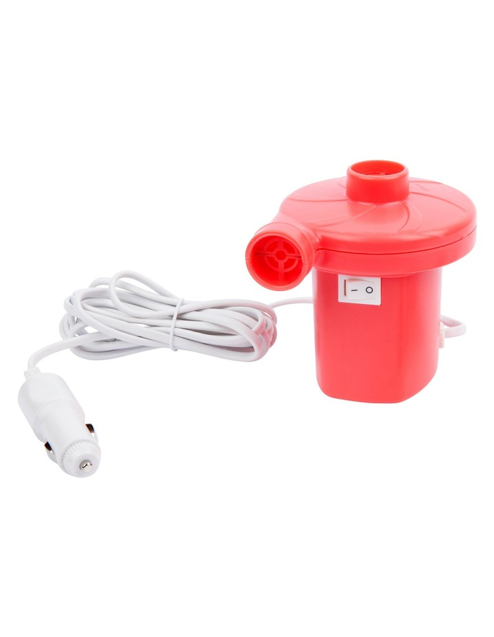 Electric Air Pump -Turquoise image 4