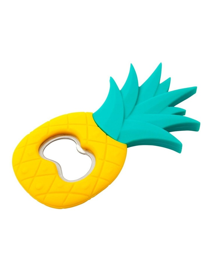 Silicone Bottle Opener - Pineapple image 3