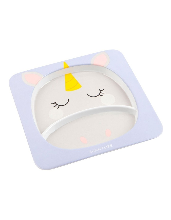 Kids Unicorn Plate image 1