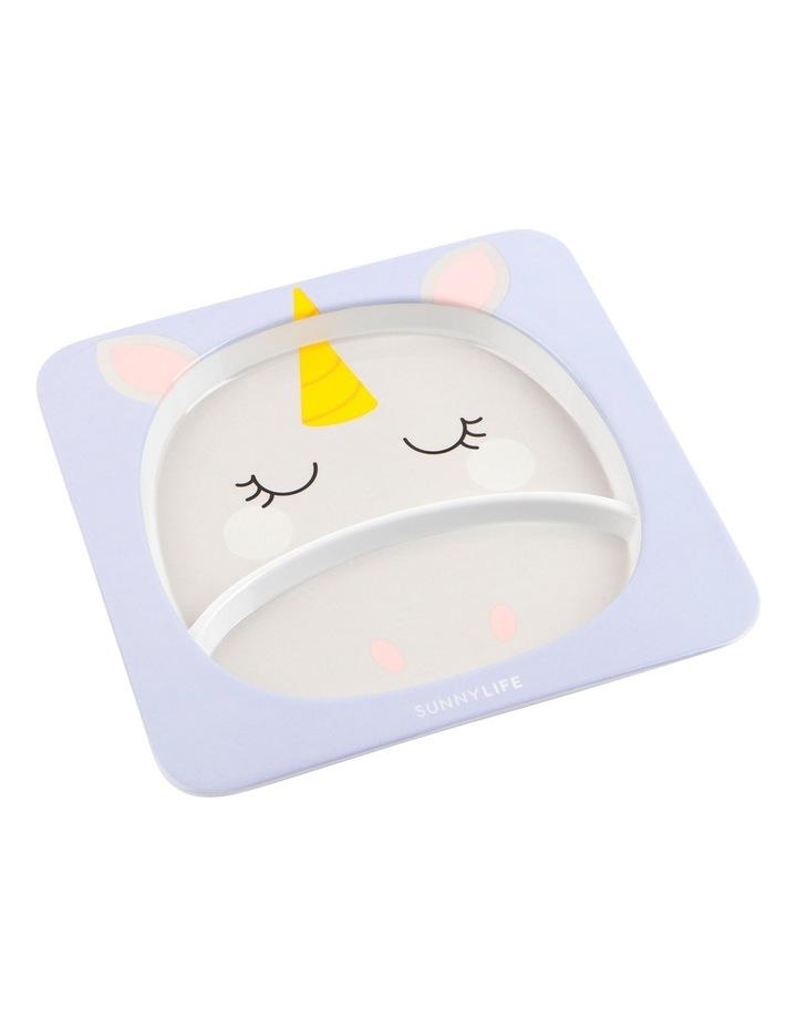 Kids Unicorn Plate image 2