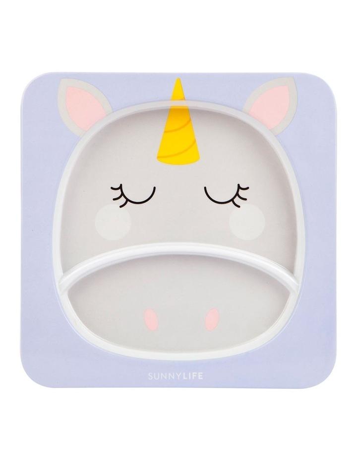 Kids Unicorn Plate image 3