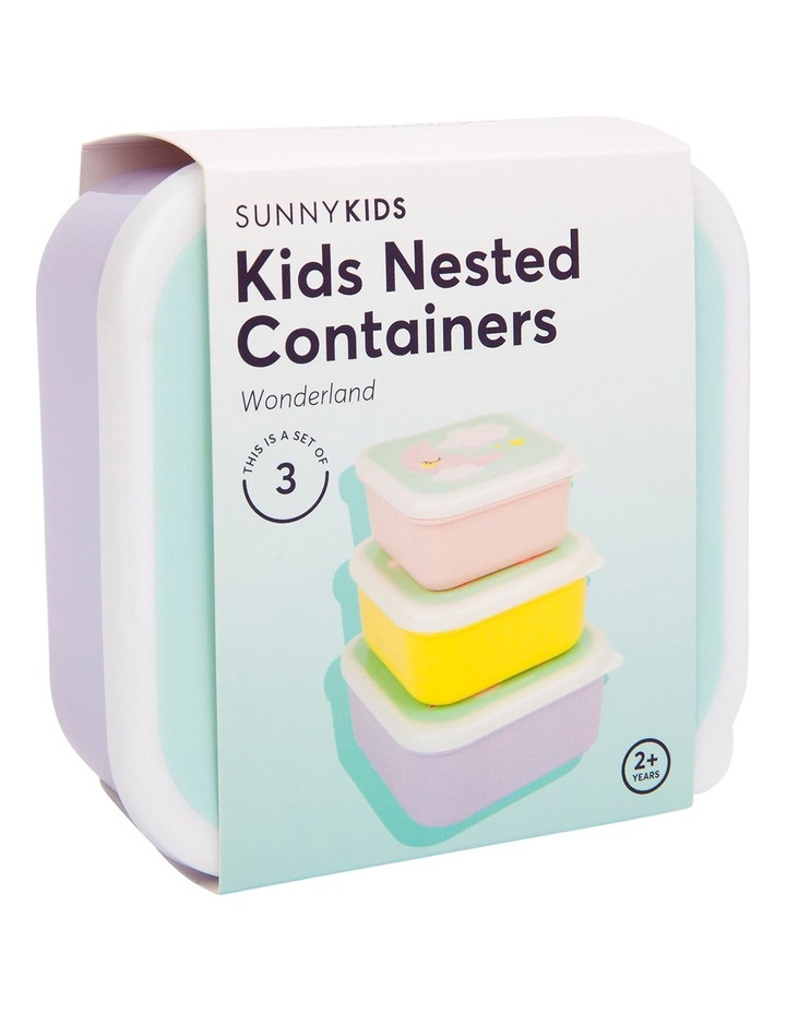 Kids Wonderland Nest Cntnr S3 image 2