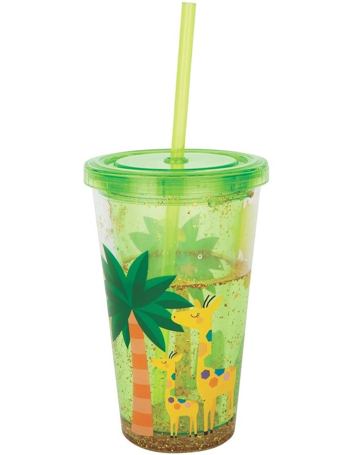 Kids Safari Glass Tumbler image 1