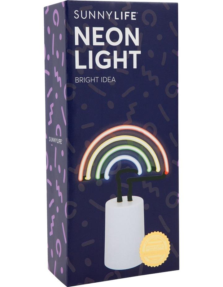 Small Rainbow Neon Light image 2