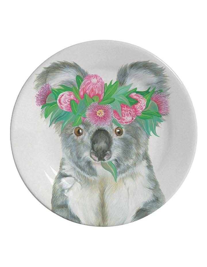 Flora Explora Ceramic Plate image 1
