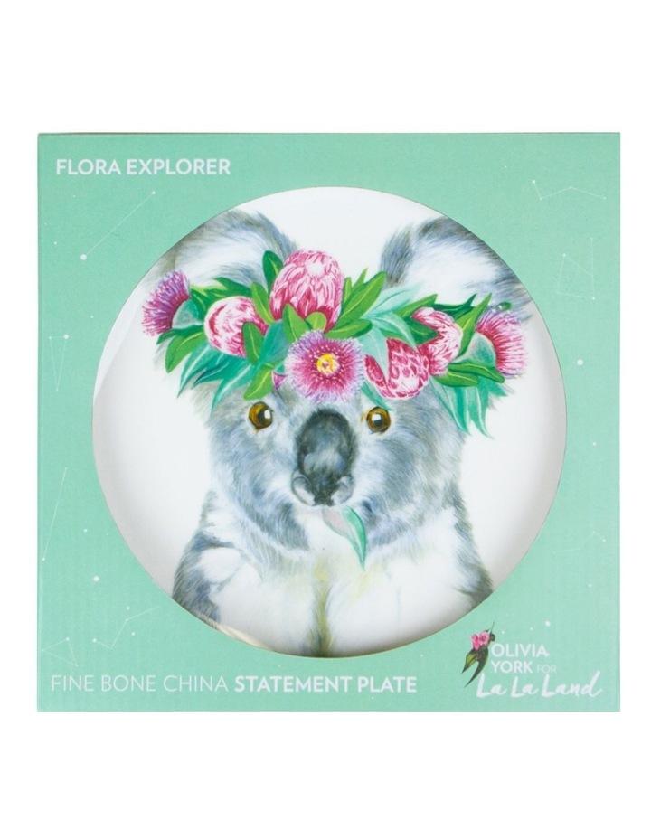 Flora Explora Ceramic Plate image 2