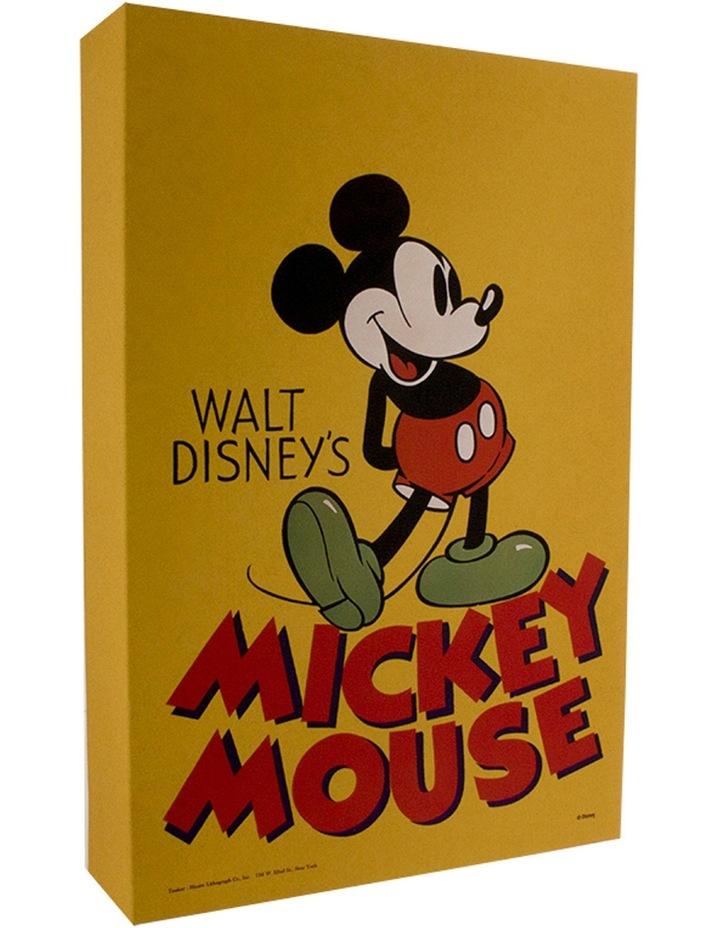 Mickey Mouse Illuminart Canvas Light image 2