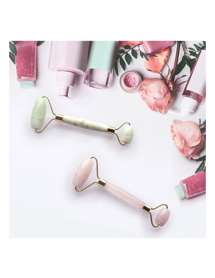 Facial Rollers Jade & Rose Quartz Assorted image 4