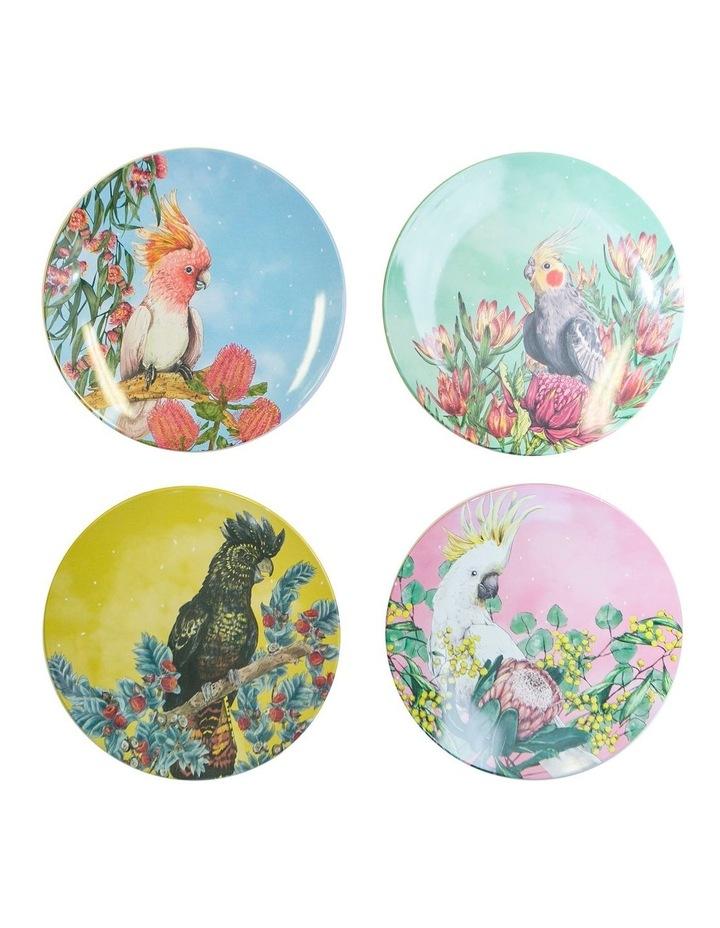 Plate Set Cockatoos of Australia image 1