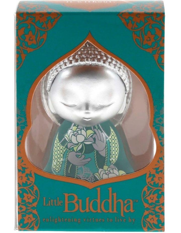 Little Buddha Keychain - PEACE WITHIN image 2