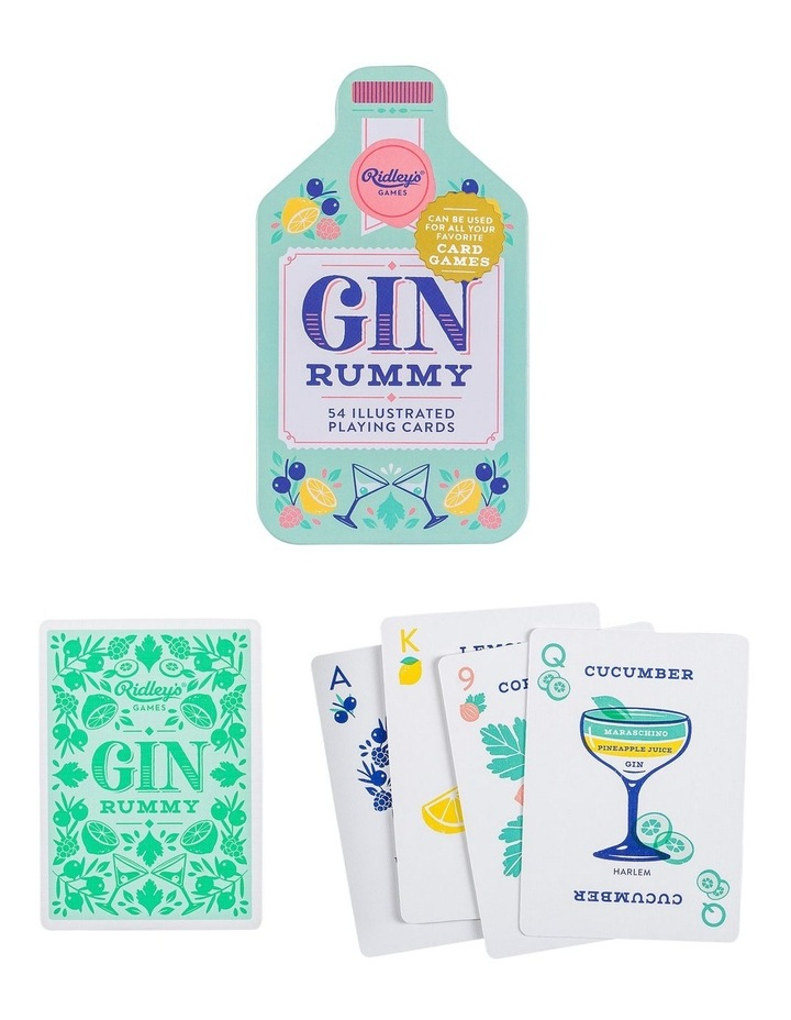 Gin Rummy Playing Cards image 1