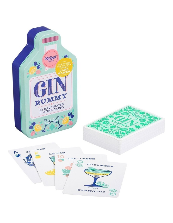Gin Rummy Playing Cards image 2