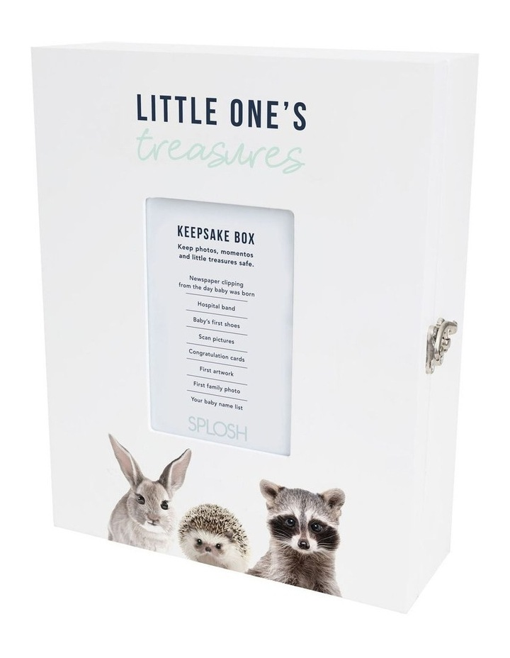 Baby Keepsake Box image 1