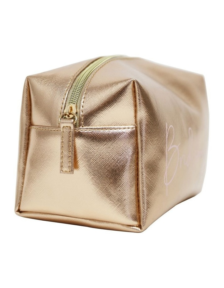 Wedding Bridesmaid Small Cosmetic Bag image 3