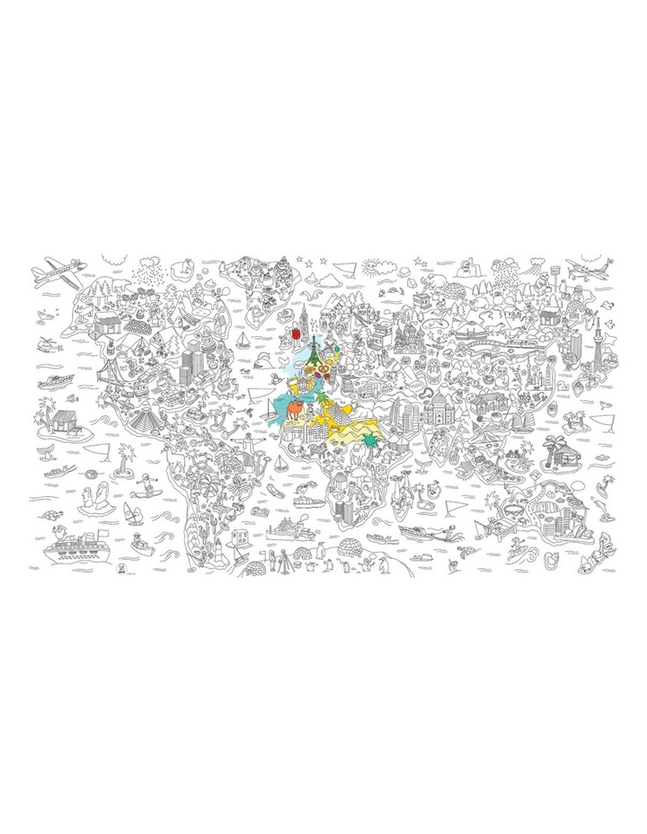 Colouring Roll Atlas image 1