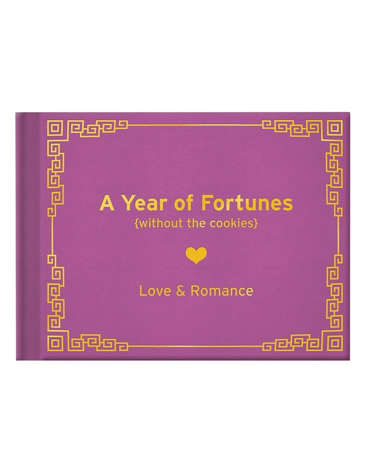 A Year Of Fortunes - Love & Romance image 1
