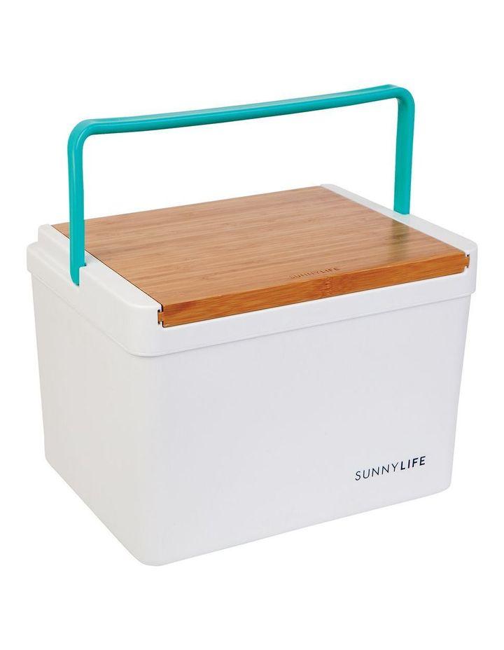 Cooler Box Viridian Turquoise image 1