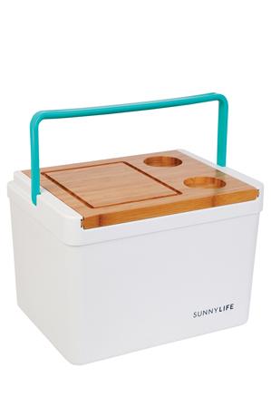 Sunnylife - Cooler Box Viridian Turquoise