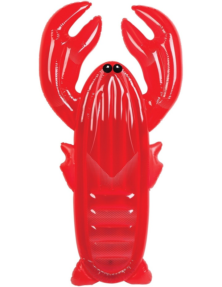 Luxe Lie-On Float Lobster image 1