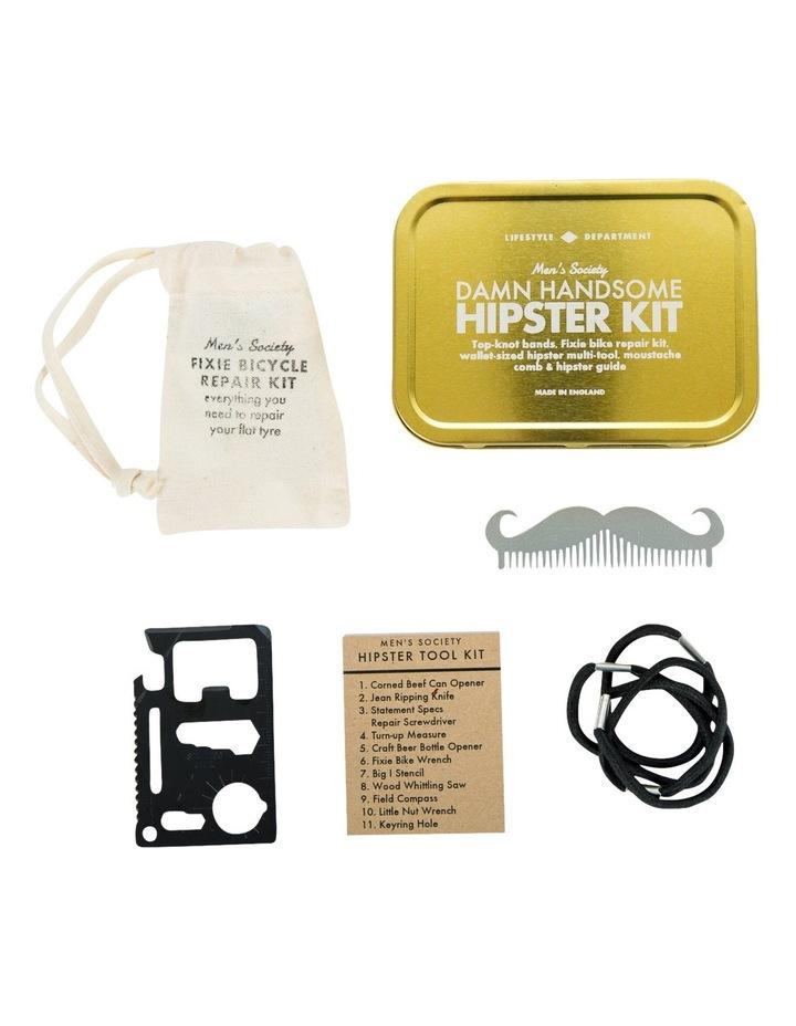 Damn Handsome Hipster Kit image 1