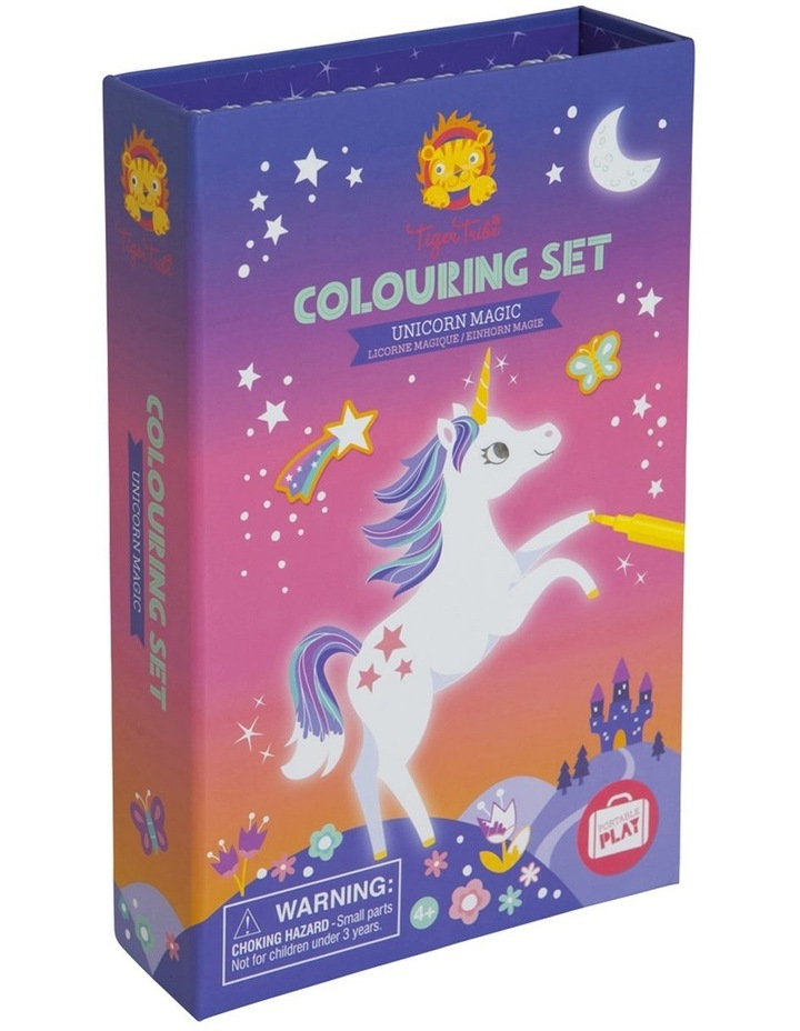 Colouring Set - Unicorn Magic image 3