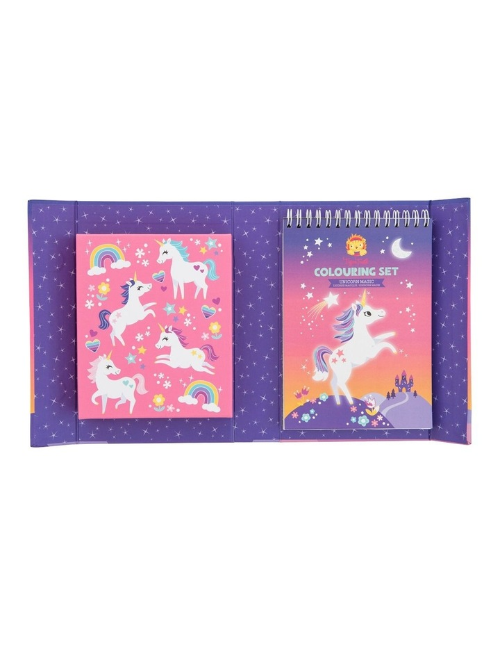 Colouring Set - Unicorn Magic image 7