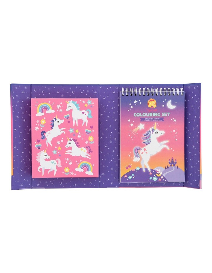 Colouring Set - Unicorn Magic image 8