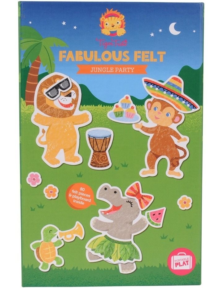 Fabulous Felt - Jungle Party image 1