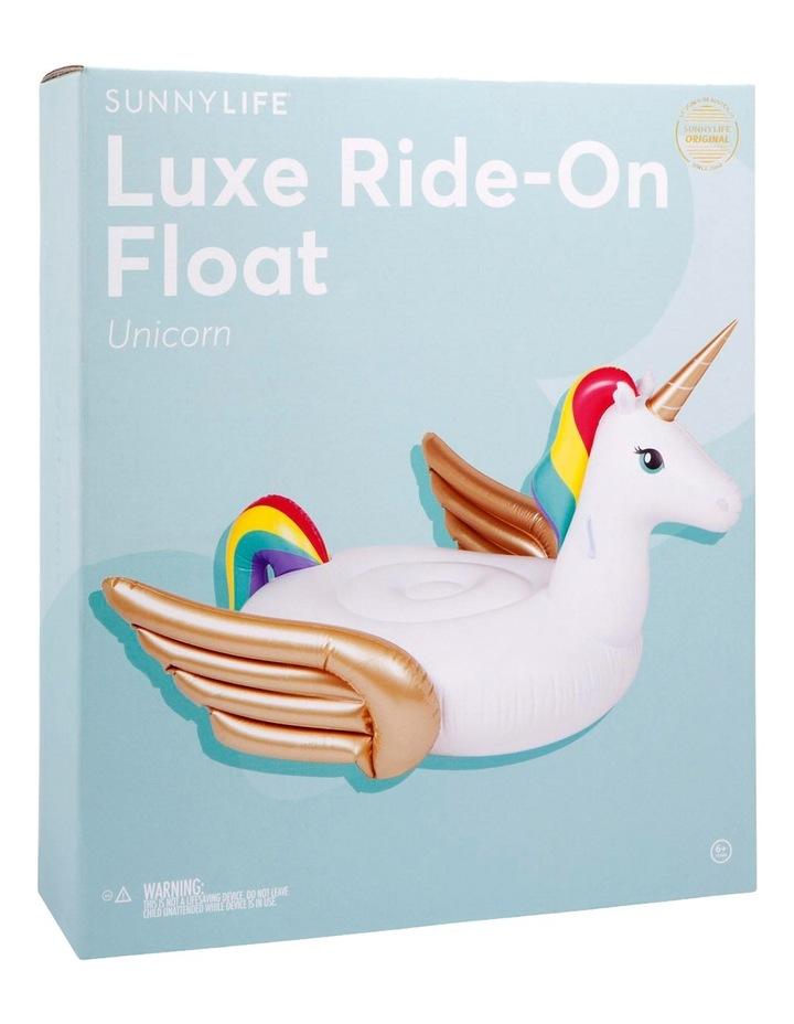 Ride-On Float Unicorn image 2