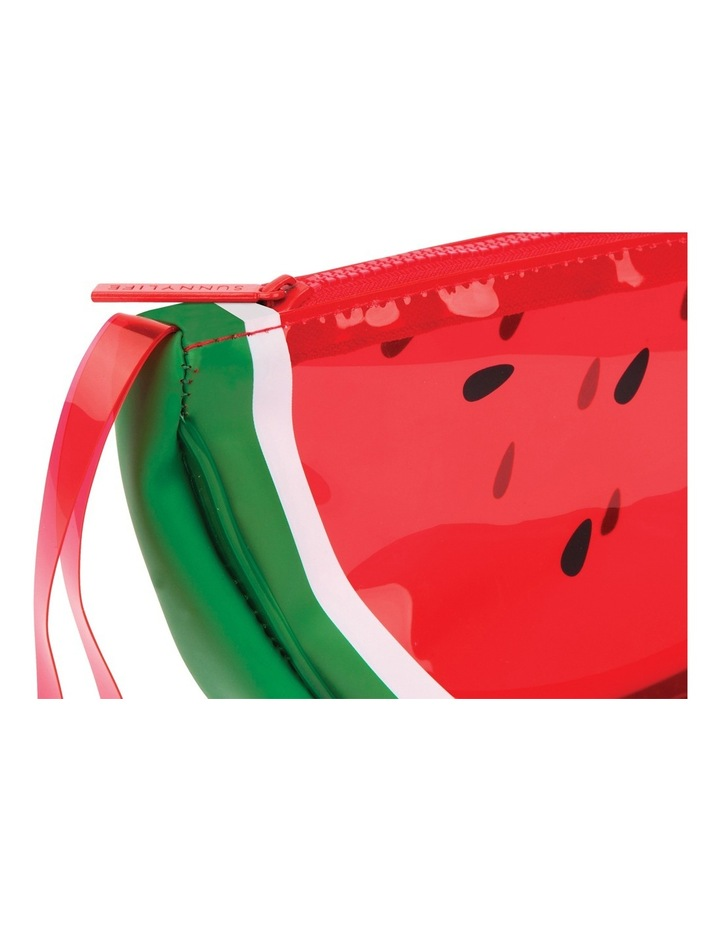 Watermelon See Through Clutch image 2