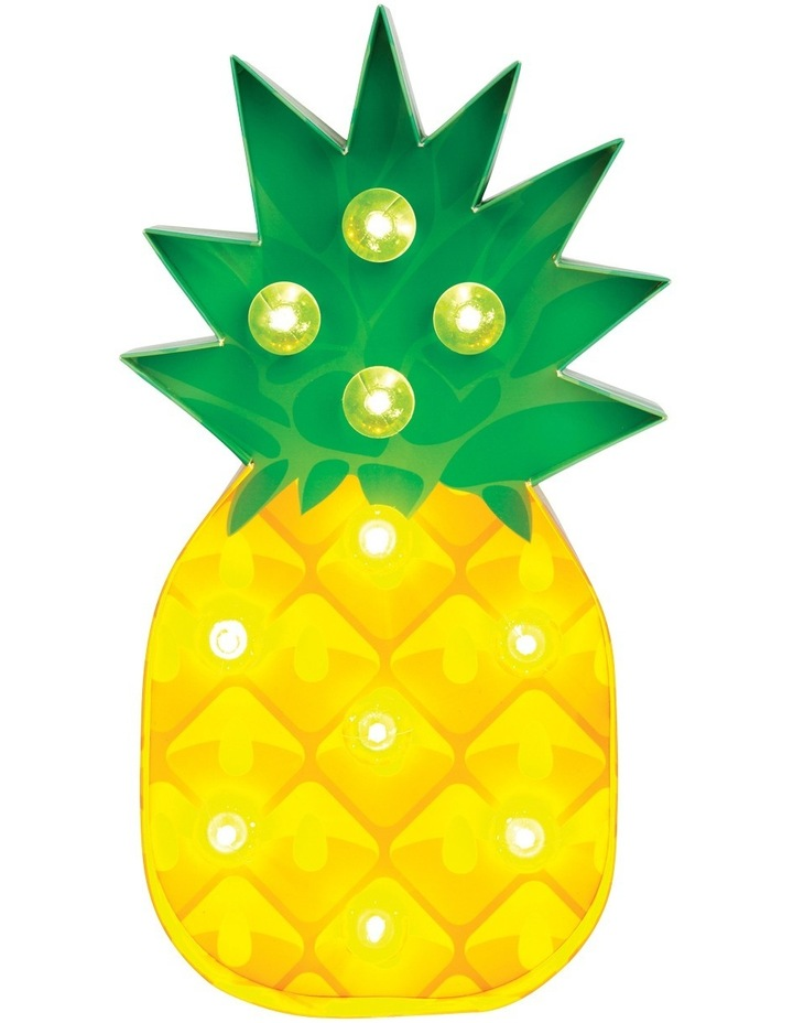 Pineapple Marquee Light image 1