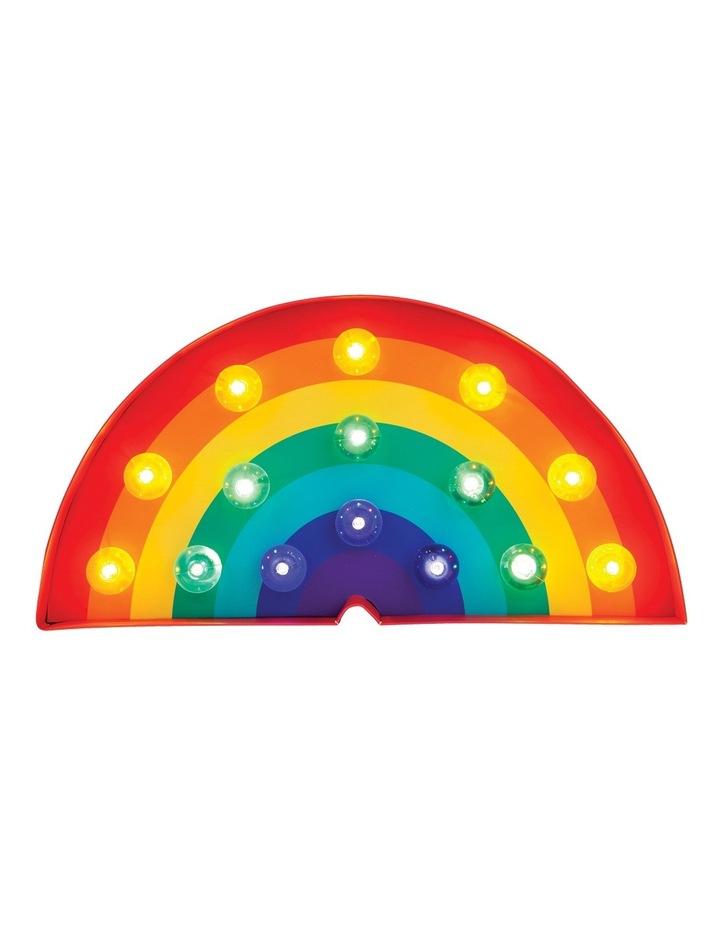 Rainbow Marquee Light image 2