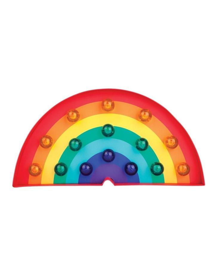 Rainbow Marquee Light image 3