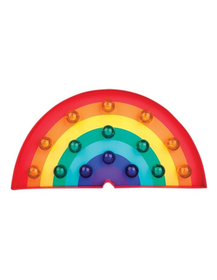 Rainbow Marquee Light image 4
