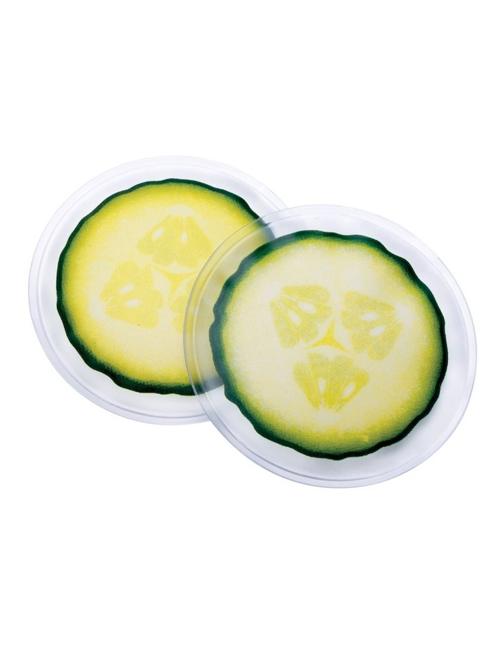 IS Gift Soothe Cucumber Eye Pads (22/Disp) image 1