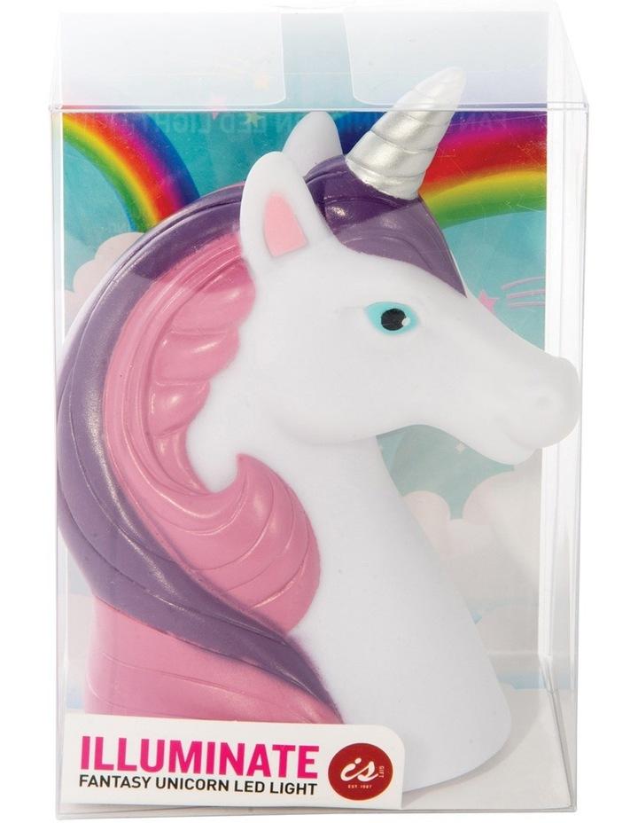 Illuminate - Unicorn Head LED Light (9/Disp) image 2
