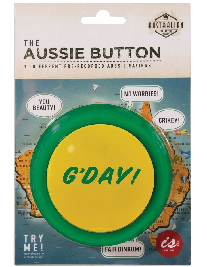 The Australian Collection AUSSIE Button image 1