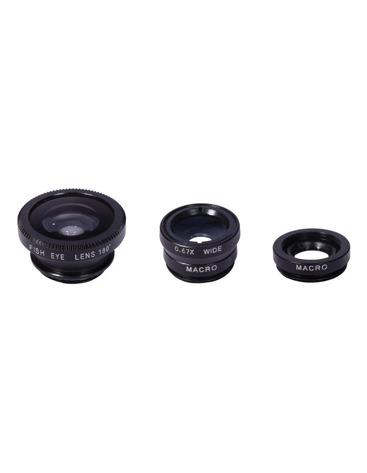 SmartLens - Clip on Phone Camera Lens Set of 3 image 2
