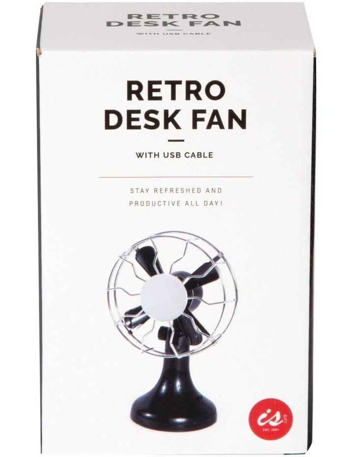 Retro USB Desk Fan image 3