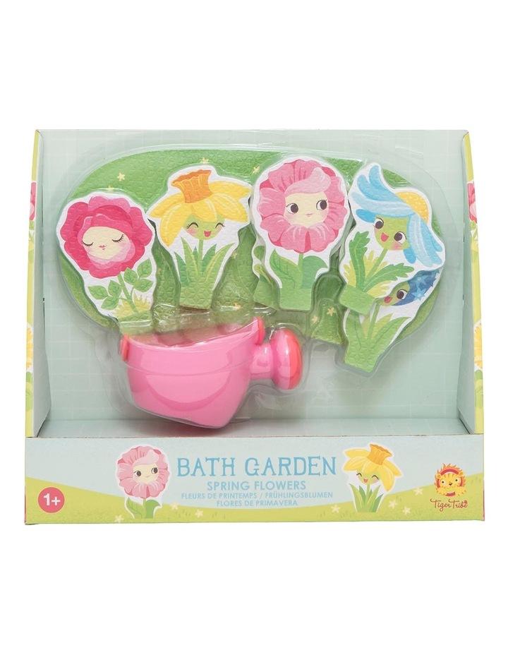 Bath Garden - Spring Flowers image 1