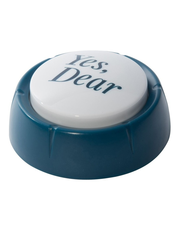 Is Gift The Yes Dear Button image 1