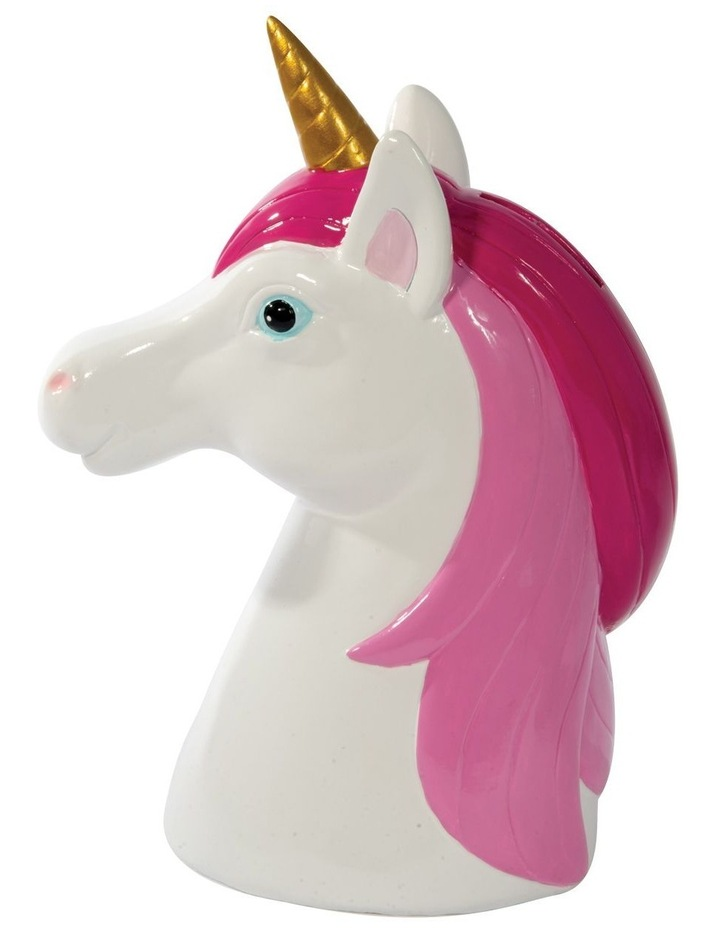 Is Gift Unicorn Fantasy Money Box image 3