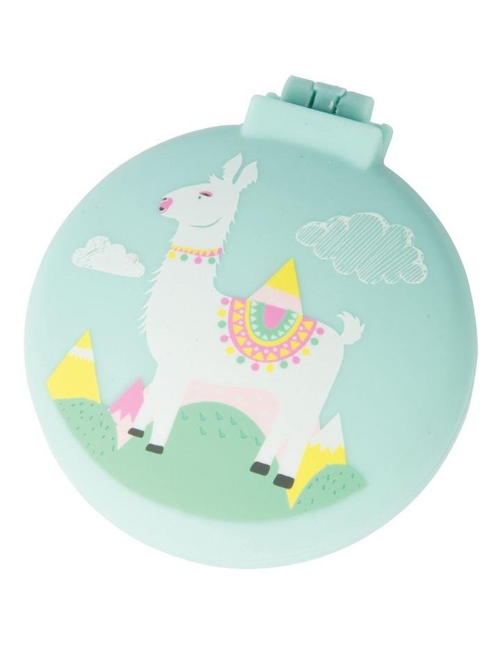 Is Gift Llama - Hairbrush And Mirror image 6