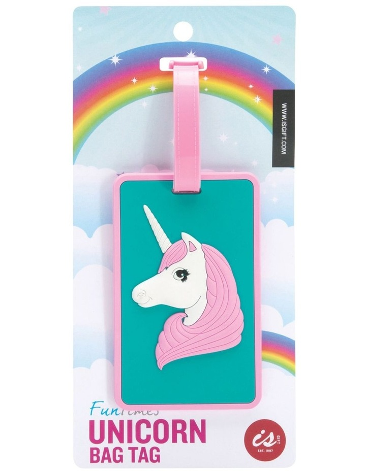 Is Gift Bag Tag Unicorn image 1