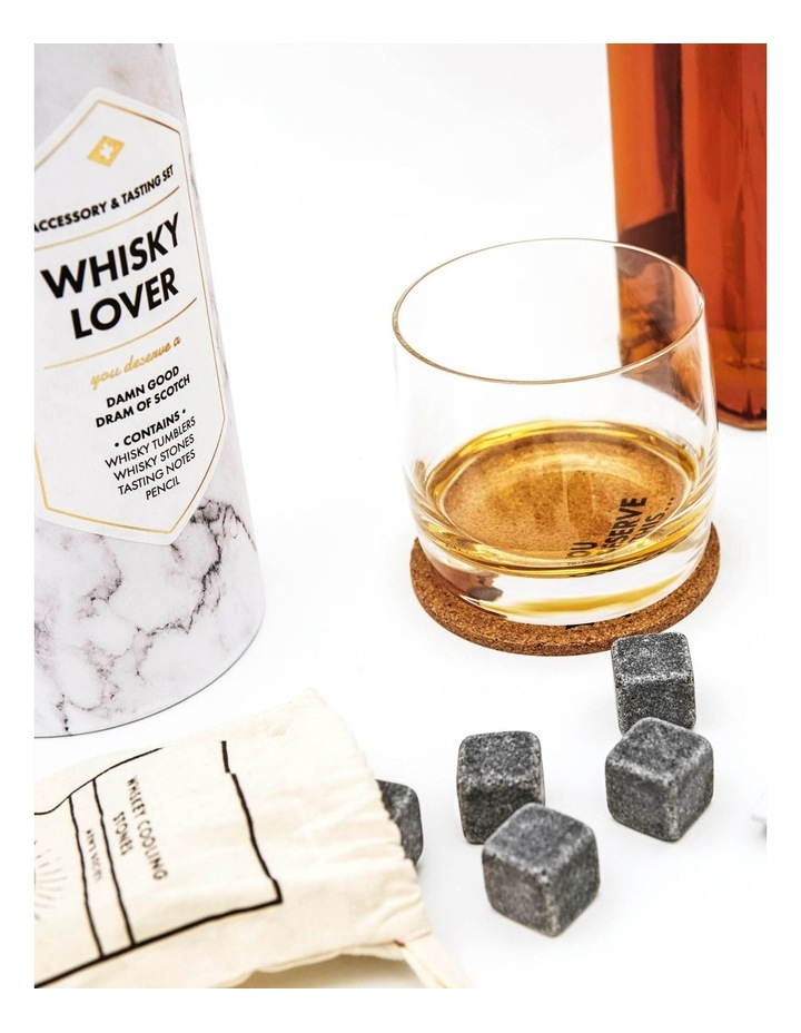 Whiskey Lover's Kit (Accessory and Tasting Kit) image 3
