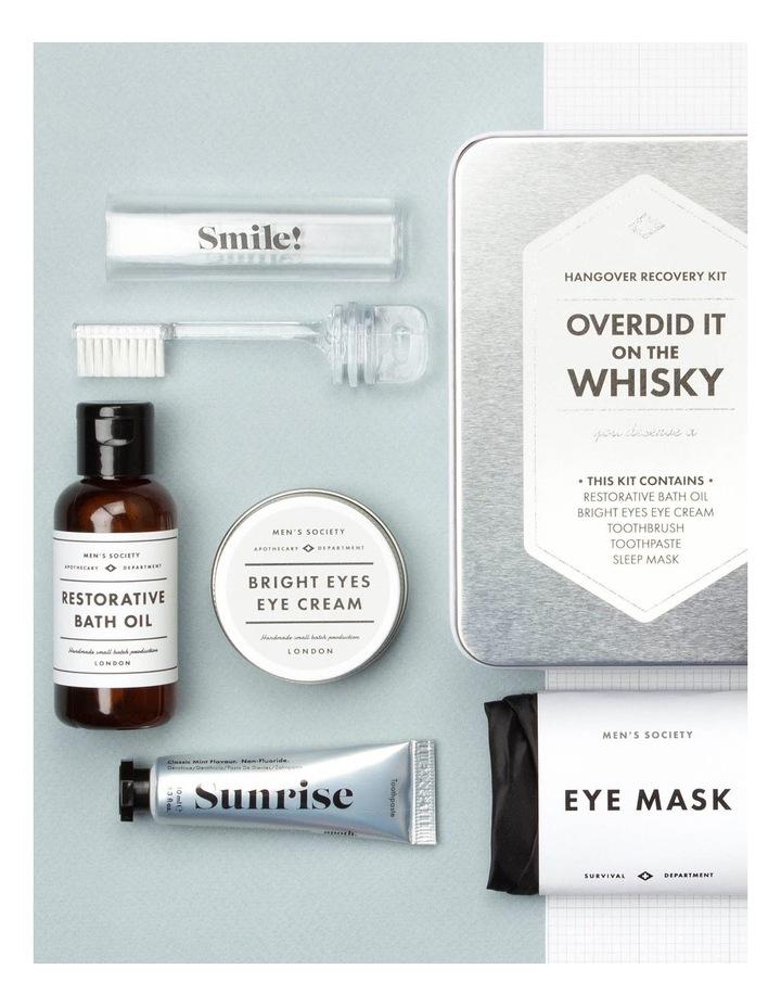 Overdid It On Whisky Kit image 2