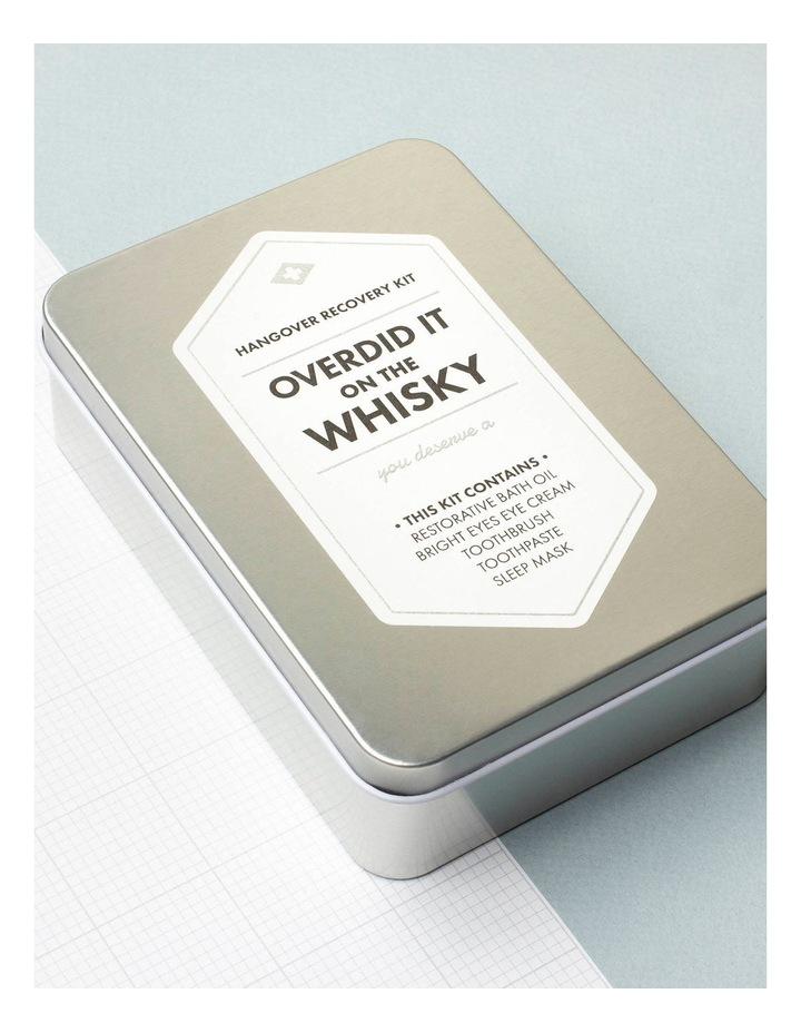 Overdid It On Whisky Kit image 3