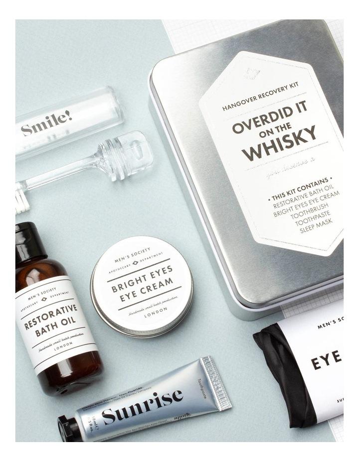 Overdid It On Whisky Kit image 4