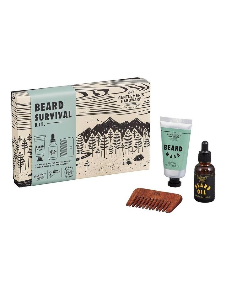 Beard Survival Kit image 1
