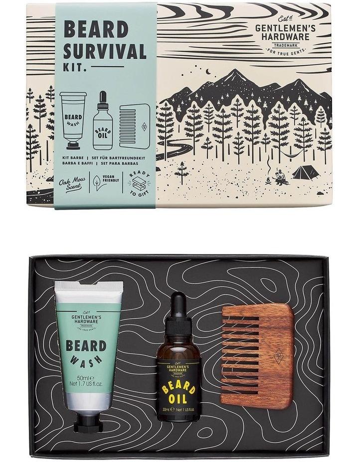 Beard Survival Kit image 2
